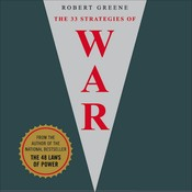 The 33 Strategies of War Audiobook, by Robert Greene
