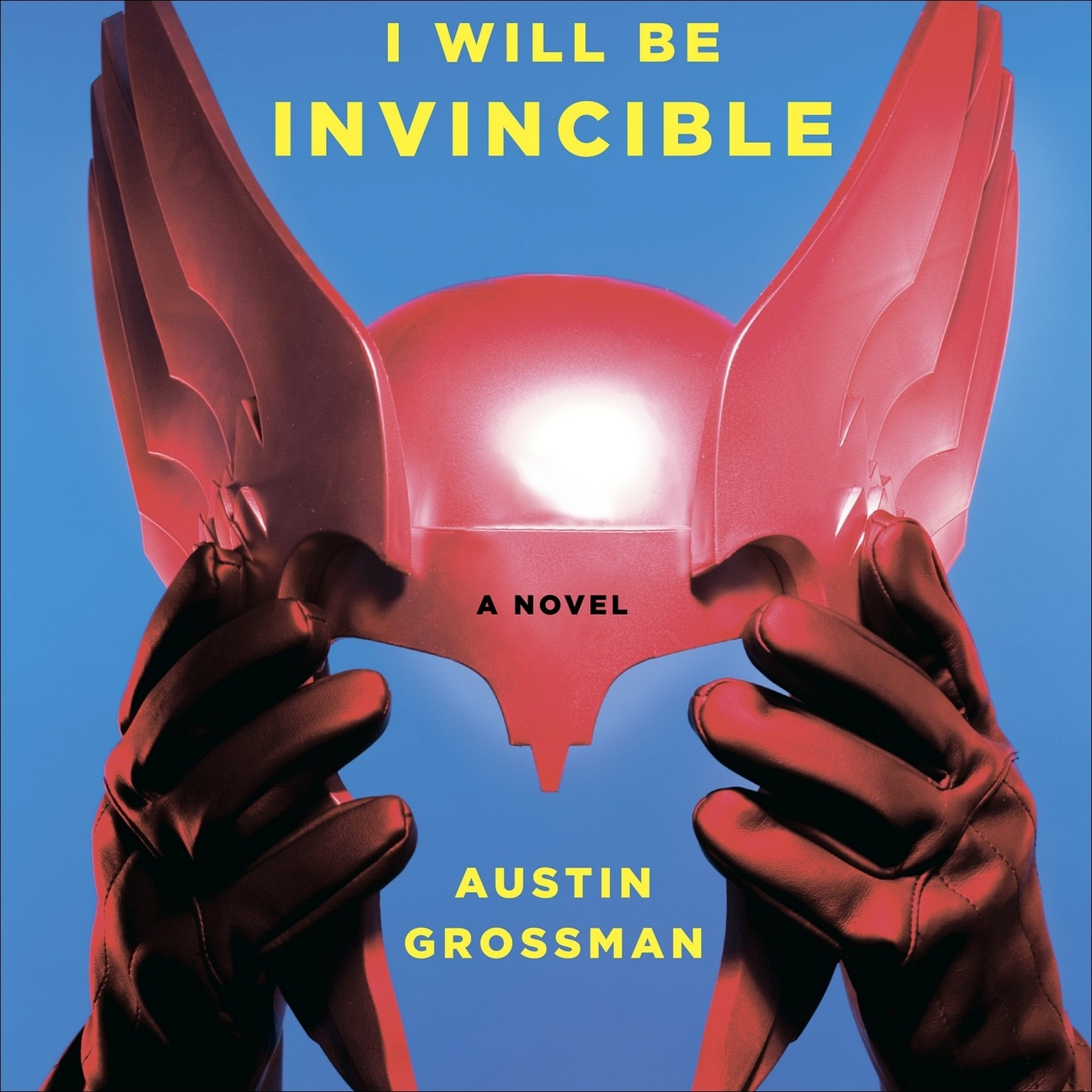 Printable Soon I Will Be Invincible Audiobook Cover Art