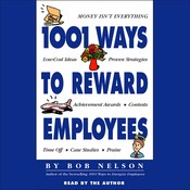 1001 Ways to Reward Employees Audiobook, by Bob Nelson
