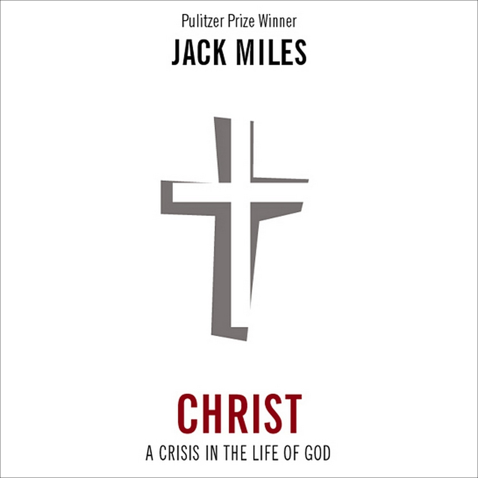 Printable Christ: A Crisis in the Life of God Audiobook Cover Art