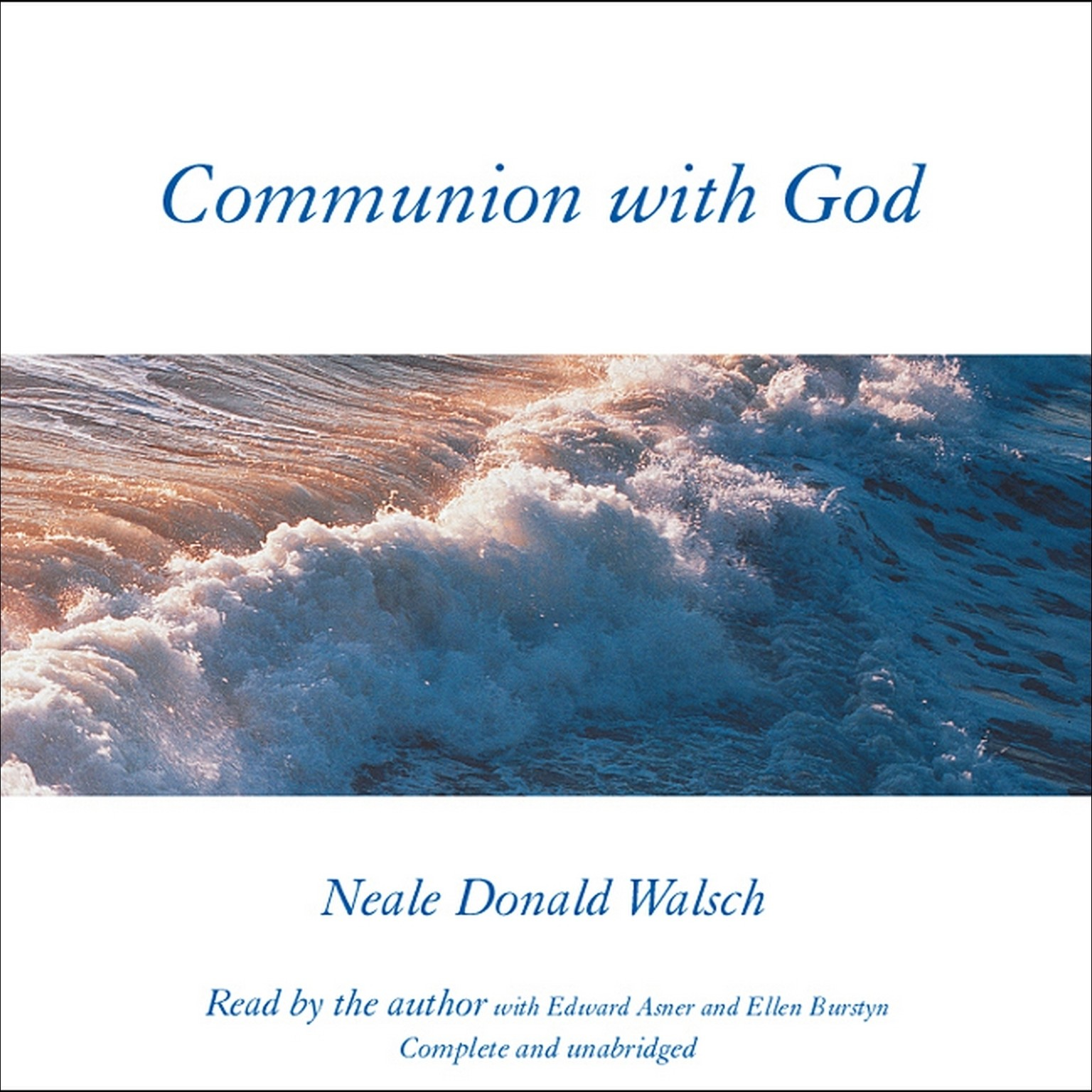 Printable Communion with God Audiobook Cover Art