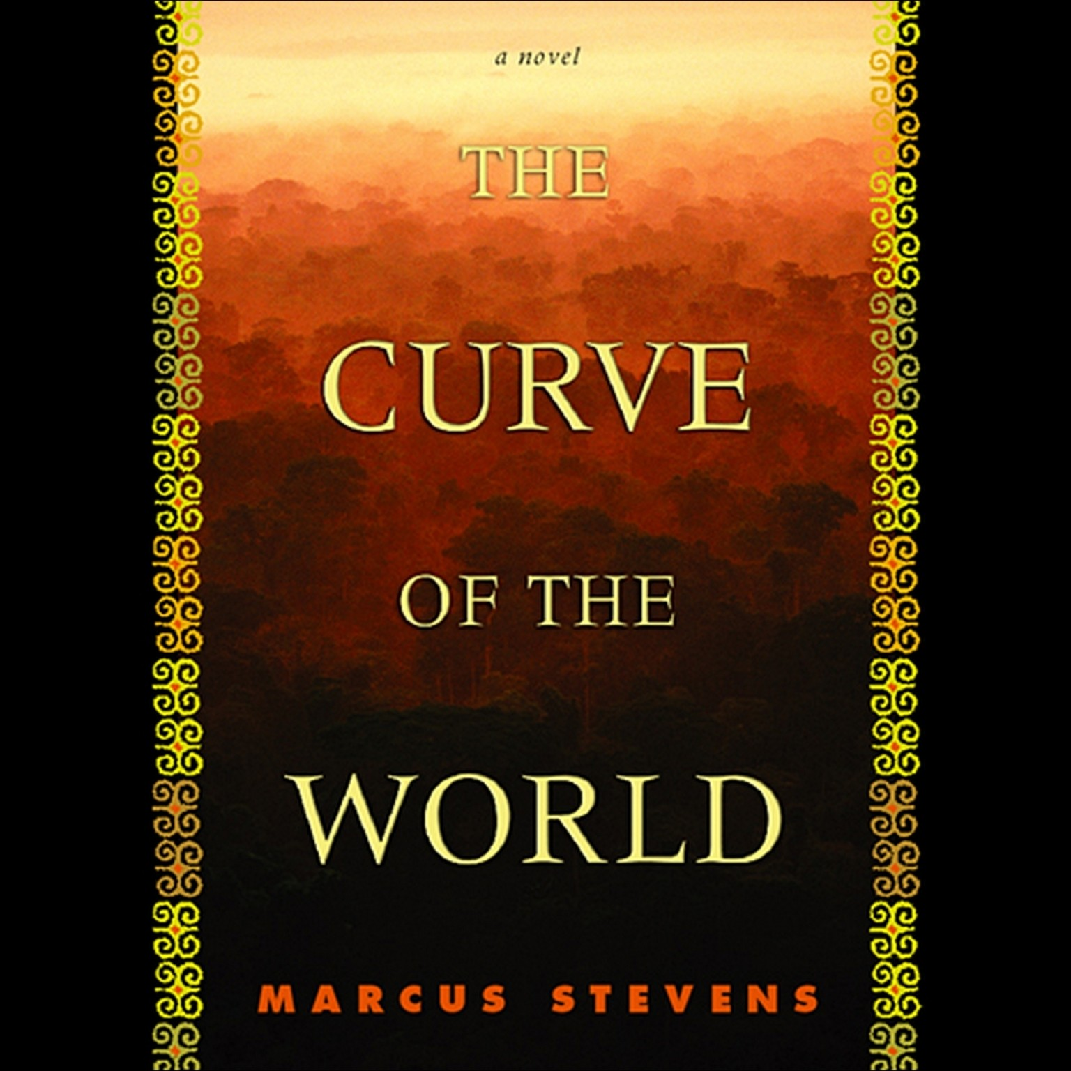 Printable The Curve of the World Audiobook Cover Art