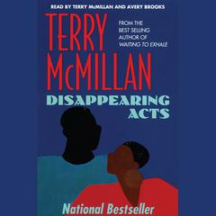 Disappearing Acts Audiobook, by Terry McMillan