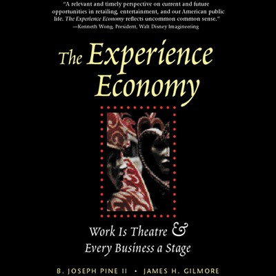 The Experience Economy Audiobook, by B. Joseph Pine II