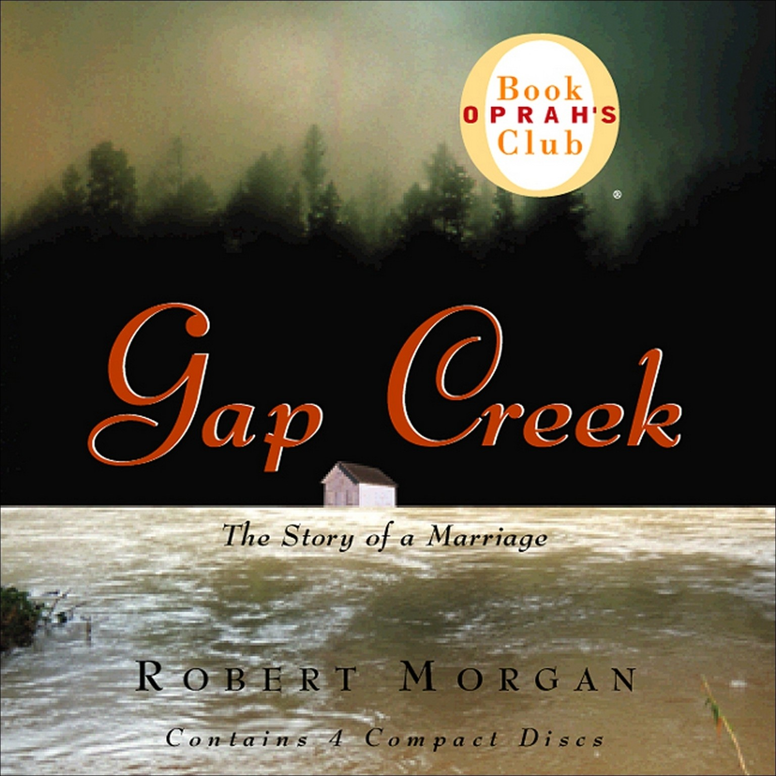Printable Gap Creek: The Story of a Marriage Audiobook Cover Art
