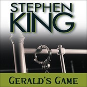 Gerald's Game, by Stephen King