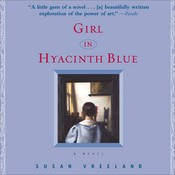 Girl in Hyacinth Blue, by Susan Vreeland
