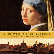 Girl with a Pearl Earring, by Tracy Chevalier