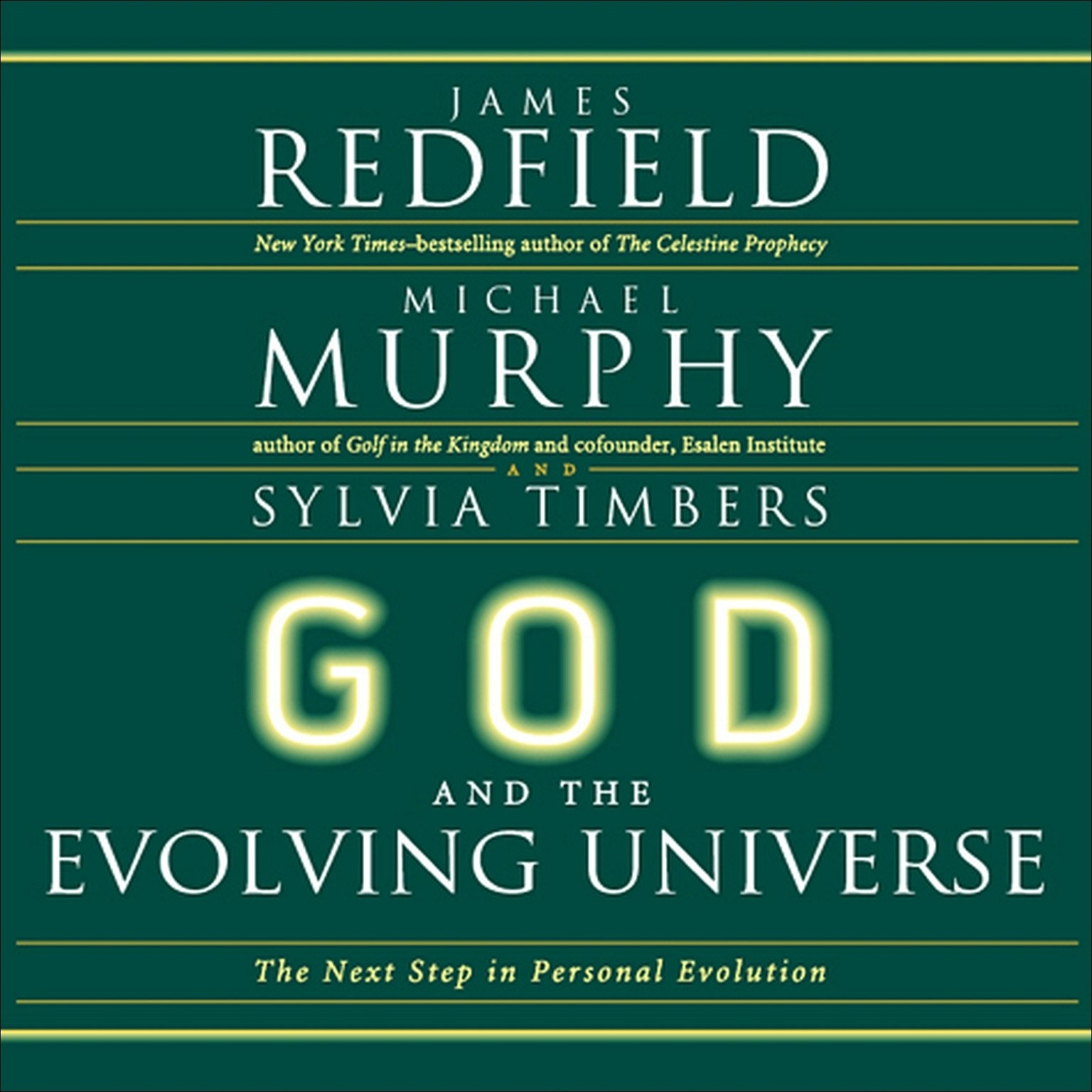 Printable God and the Evolving Universe Audiobook Cover Art