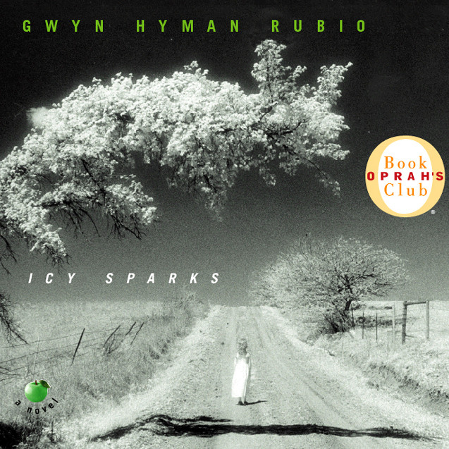 Printable Icy Sparks Audiobook Cover Art
