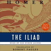 The Iliad: (Penguin Classics Deluxe Edition) Audiobook, by Homer
