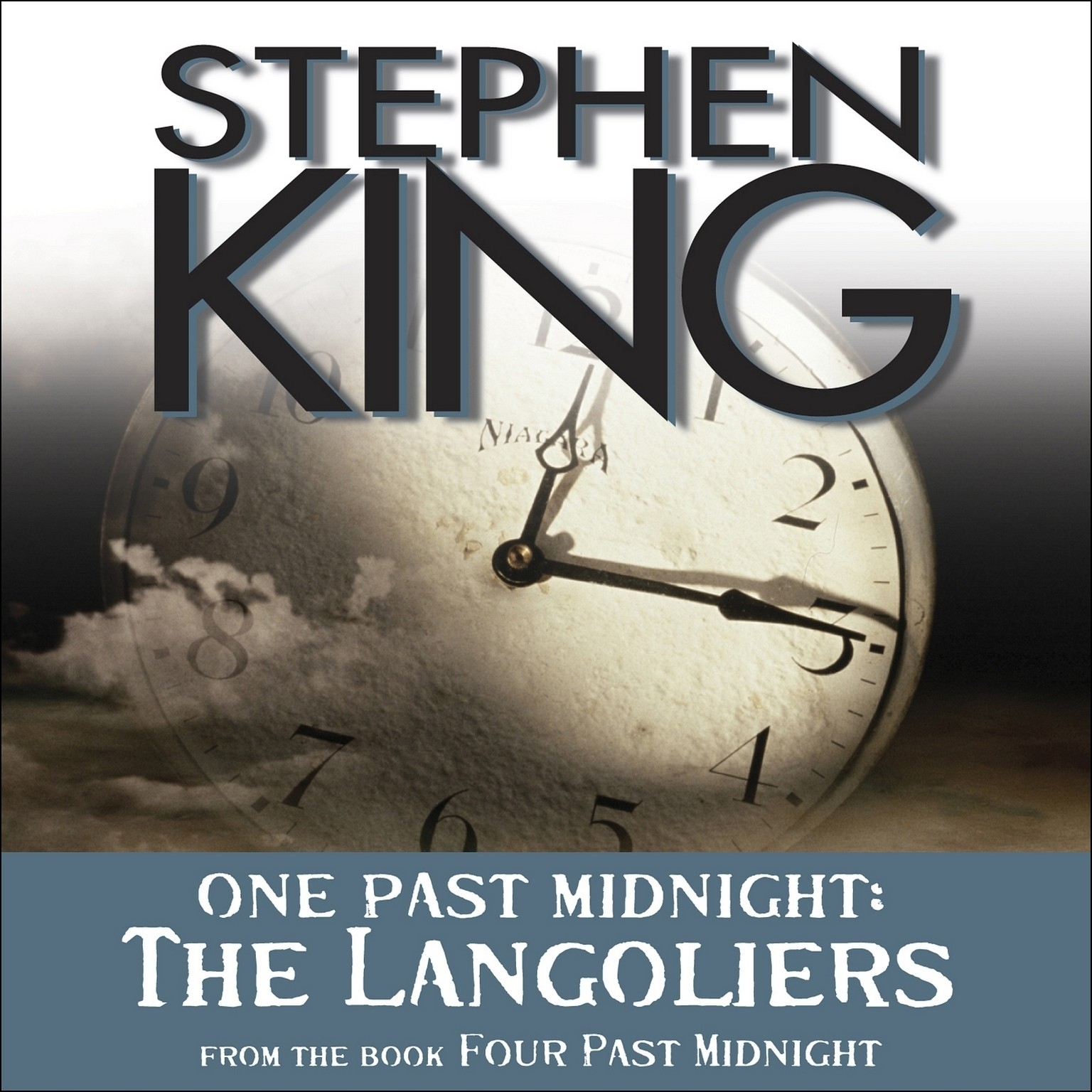 Printable The Langoliers: One Past Midnight Audiobook Cover Art