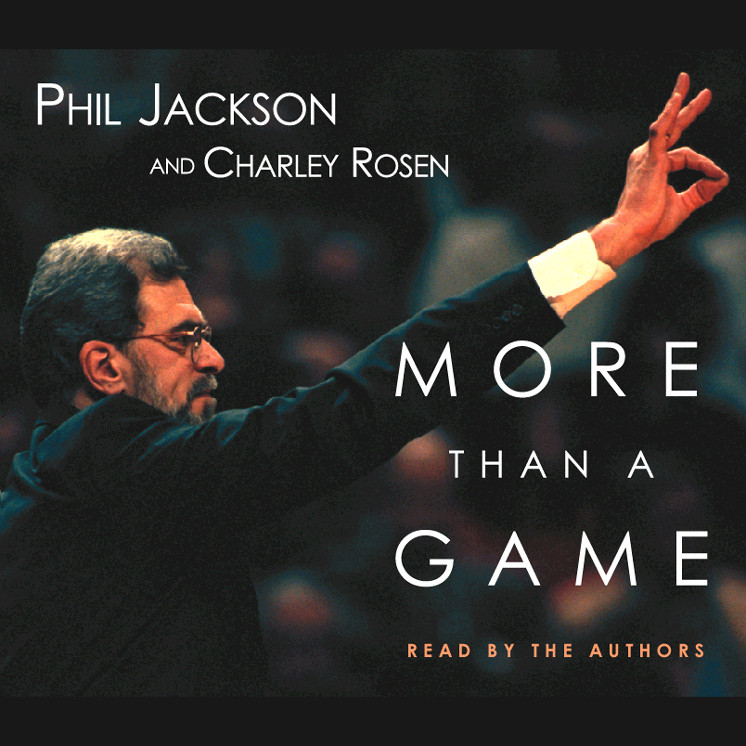 Printable More Than a Game Audiobook Cover Art