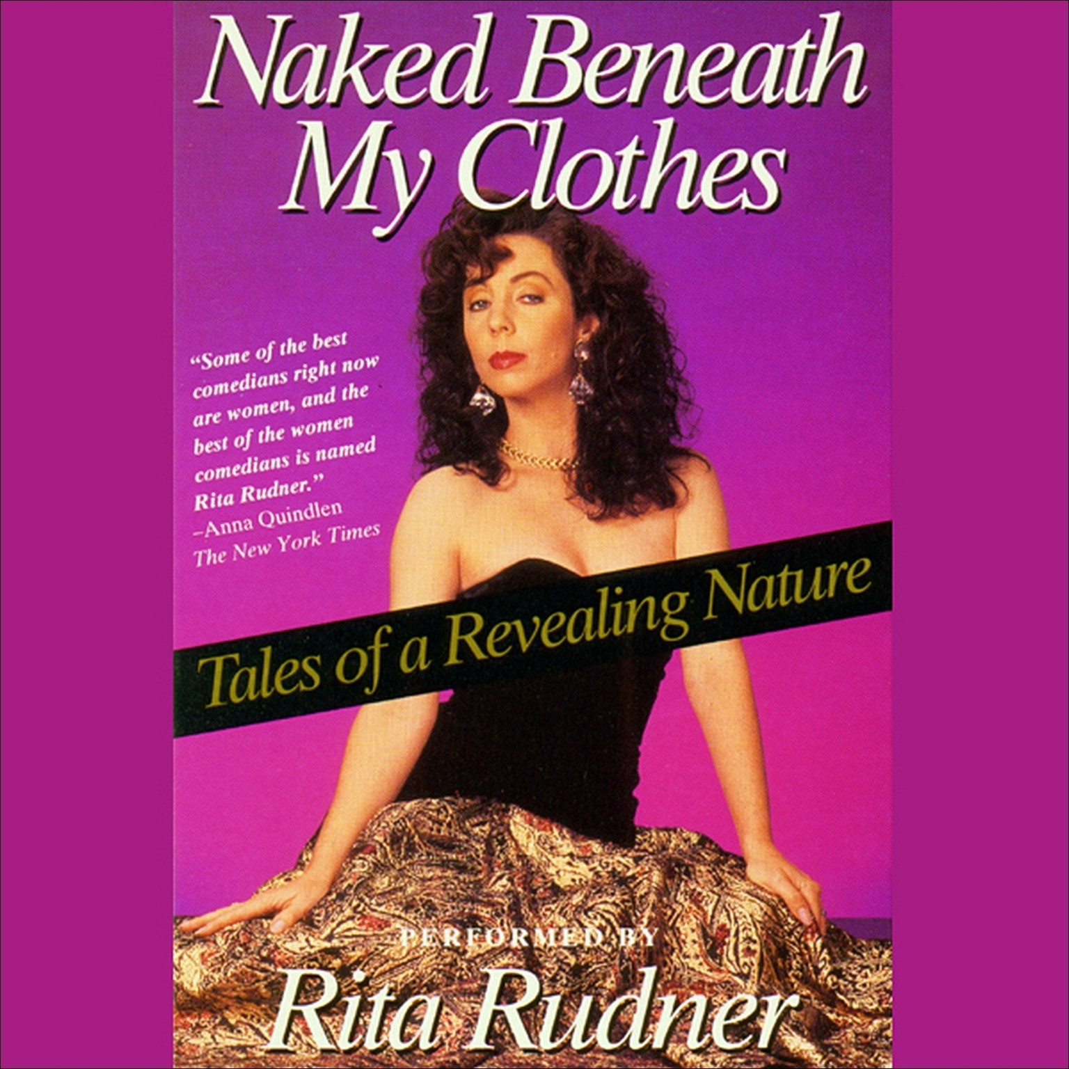 Printable Naked Beneath My Clothes: Tales of a Revealing Nature Audiobook Cover Art