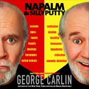 Napalm and Silly Putty Audiobook, by George Carlin