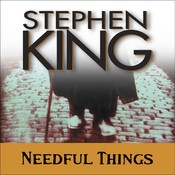 Needful Things, by Stephen Kin