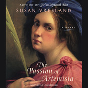 The Passion of Artemisia Audiobook, by Susan Vreeland
