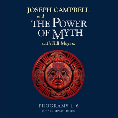 The Power of Myth Audiobook, by Joseph Campbell