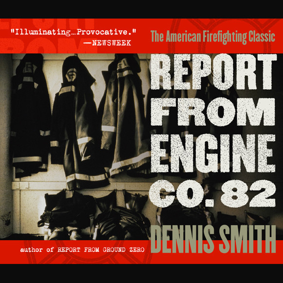 Printable Report from Engine Co. 82 Audiobook Cover Art