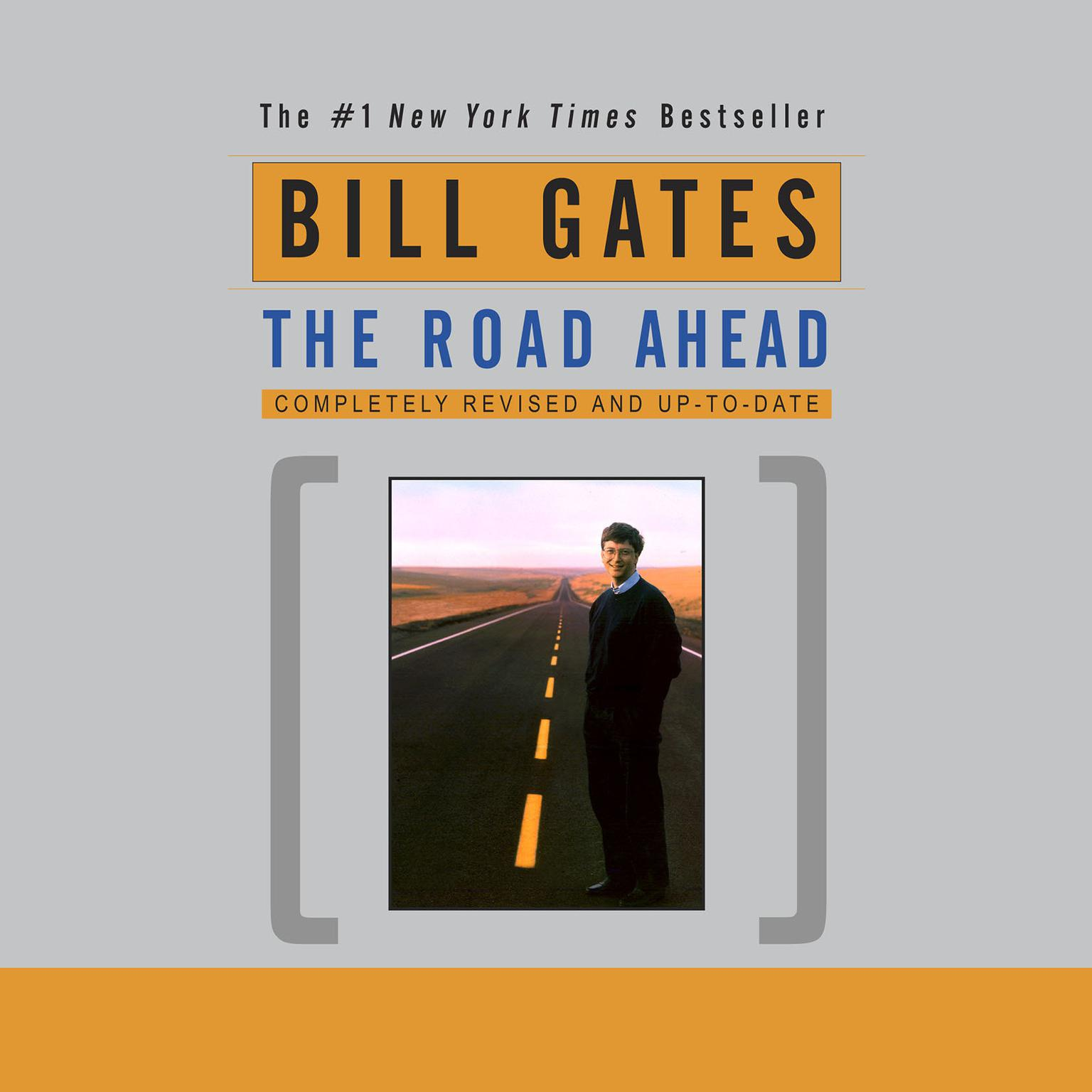 Printable Road Ahead Audiobook Cover Art