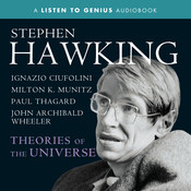 Theories of the Universe Audiobook, by Stephen Hawking