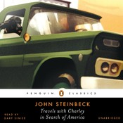 Travels with Charley: In Search of America Audiobook, by John Steinbeck