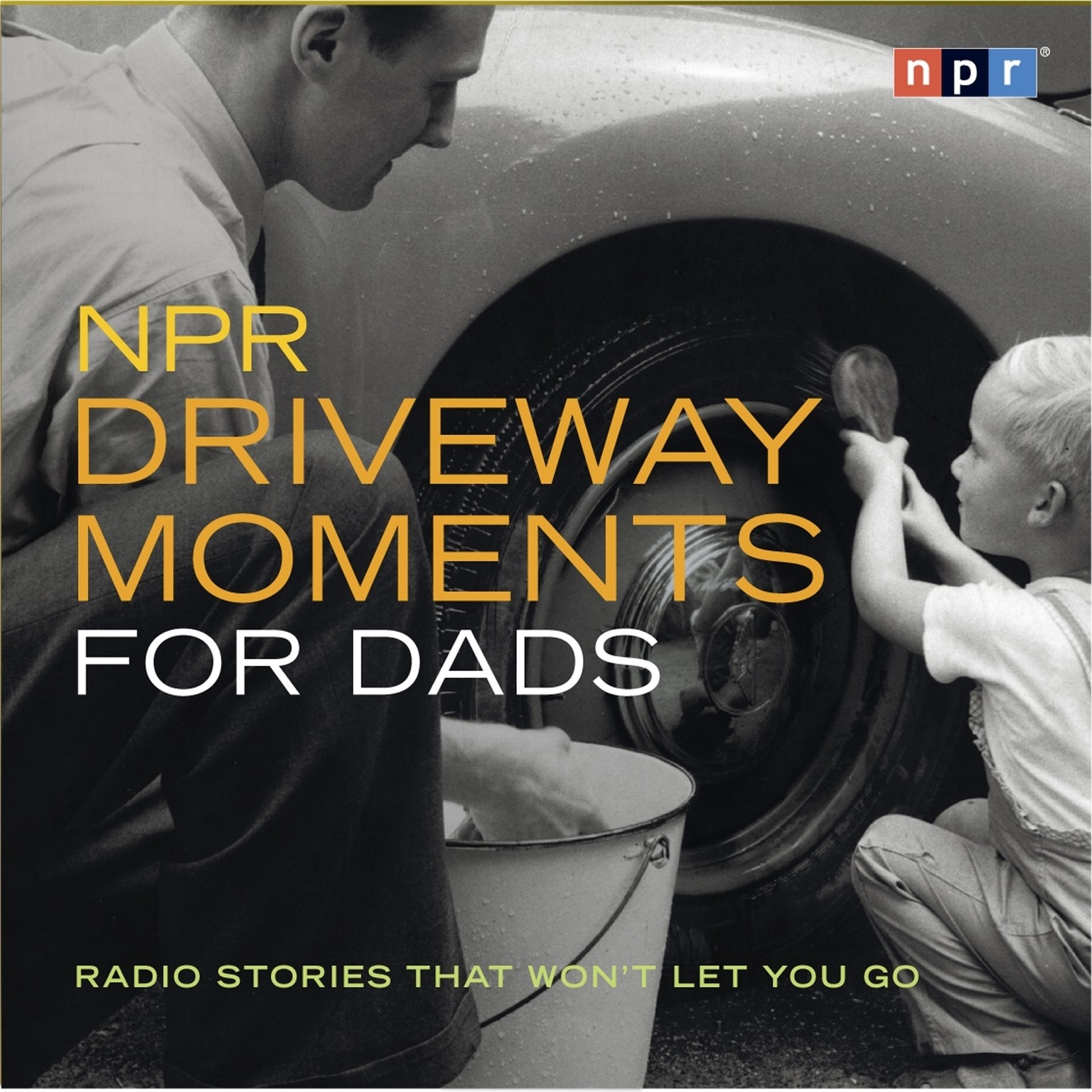 Printable For Dads: Radio Stories That Won't Let You Go Audiobook Cover Art