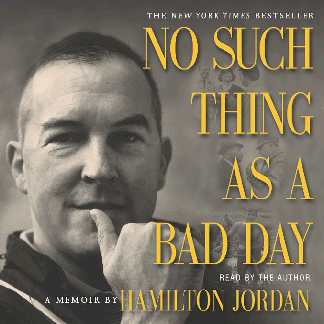 Printable No Such Thing as a Bad Day Audiobook Cover Art