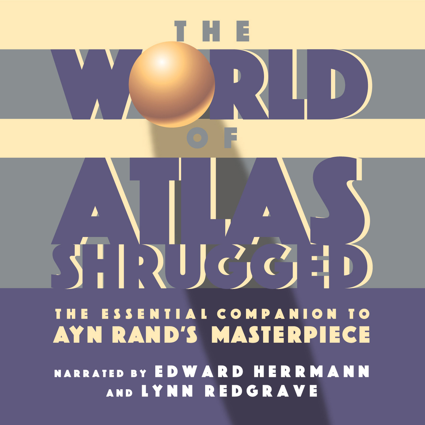 Ayn Rand Book Cover Art : The world of atlas shrugged audiobook abridged