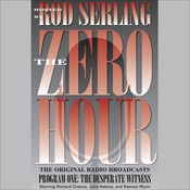 Zero Hour 1: The Desperate Witness Audiobook, by Rod Serling