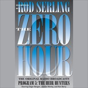Zero Hour, Program Five: The Heir Hunters Audiobook, by Rod Serling