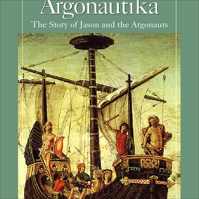 Argonautika: The Story of Jason and the Argonauts Audiobook, by Apollonius Rhodios