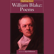 William Blake: Poems Audiobook, by William Blake, Nicol Williamson