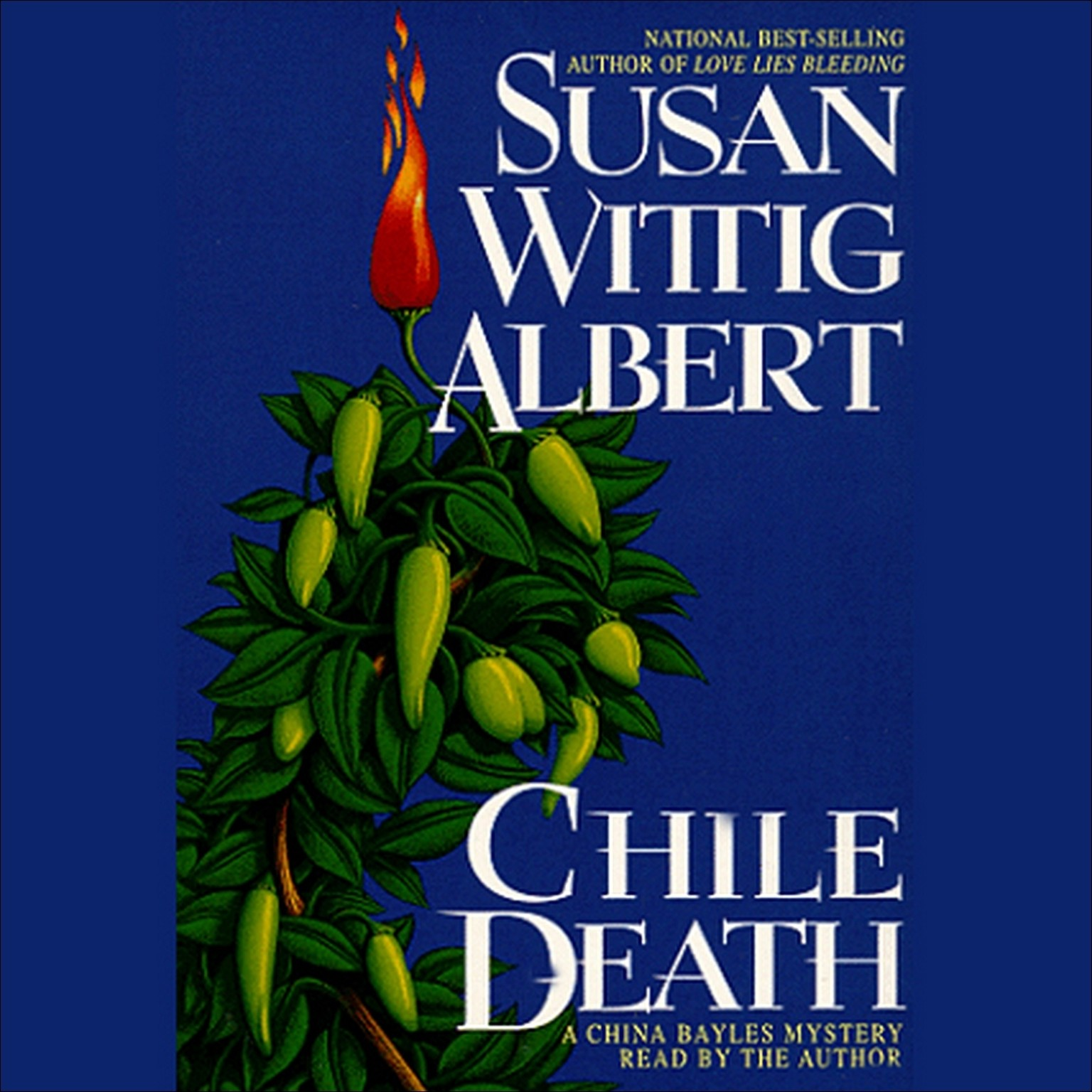 Printable Chile Death Audiobook Cover Art