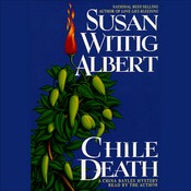 Chile Death Audiobook, by Susan Wittig Albert