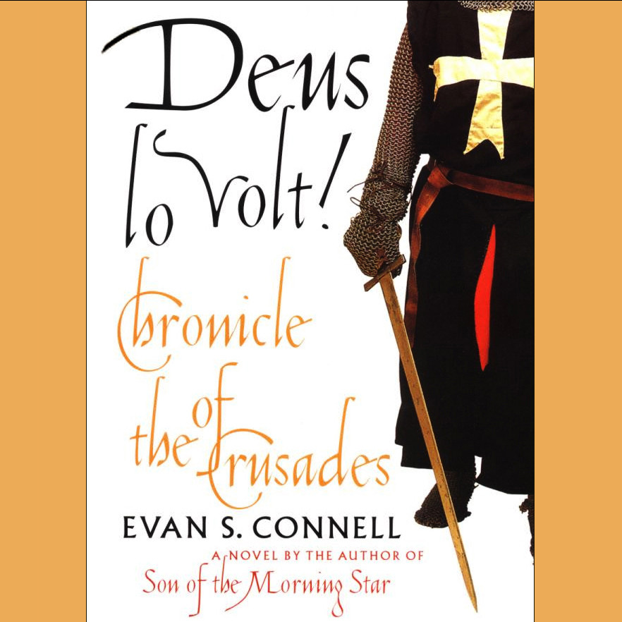 Printable Deus Lo Volt!: Chronicle of the Crusades Audiobook Cover Art