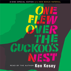 One Flew Over the Cuckoos Nest Audiobook, by Ken Kesey