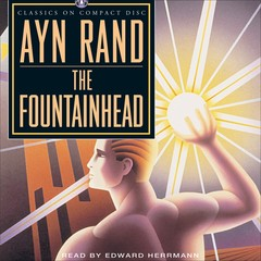 The Fountainhead Audiobook, by Ayn Rand