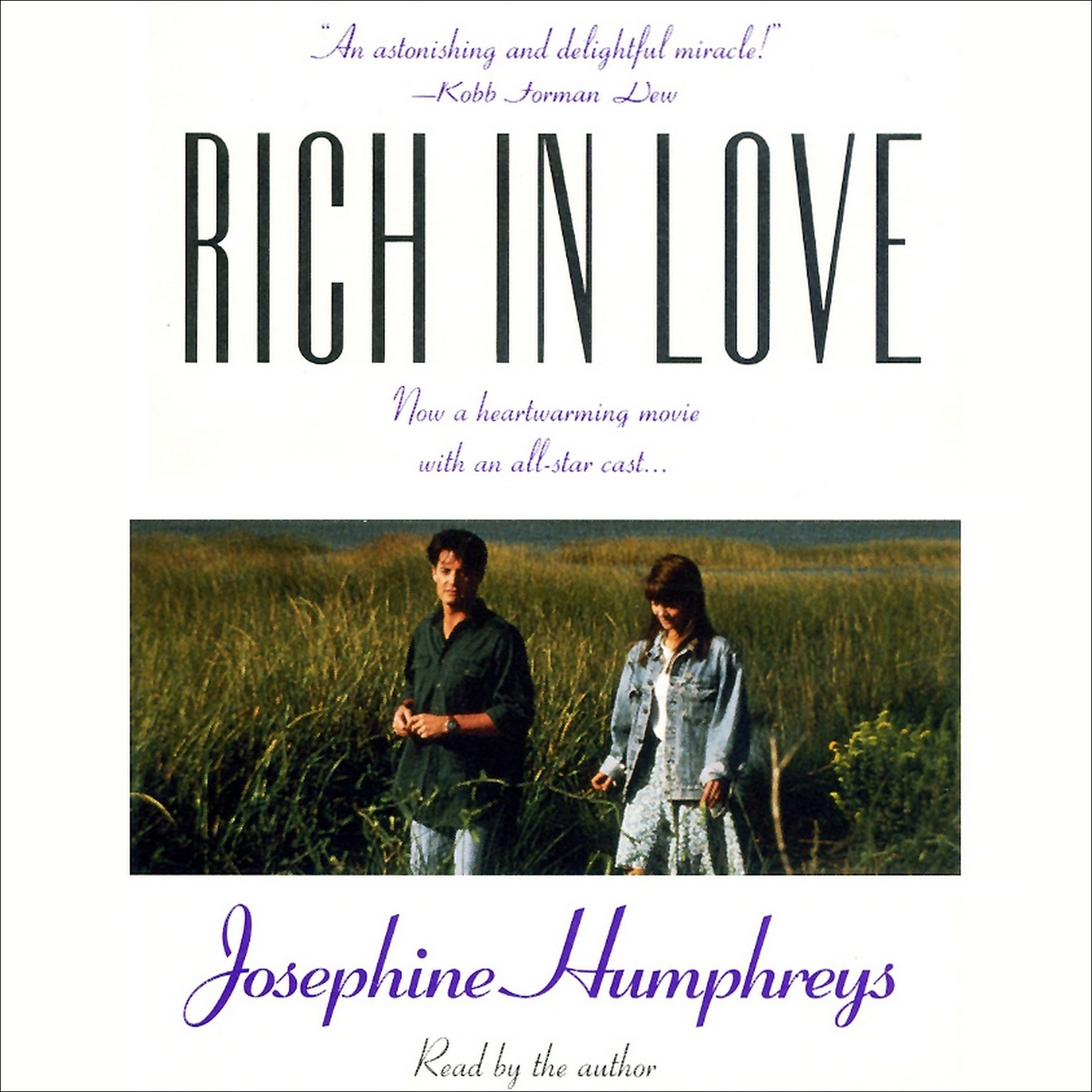 Printable Rich in Love Audiobook Cover Art