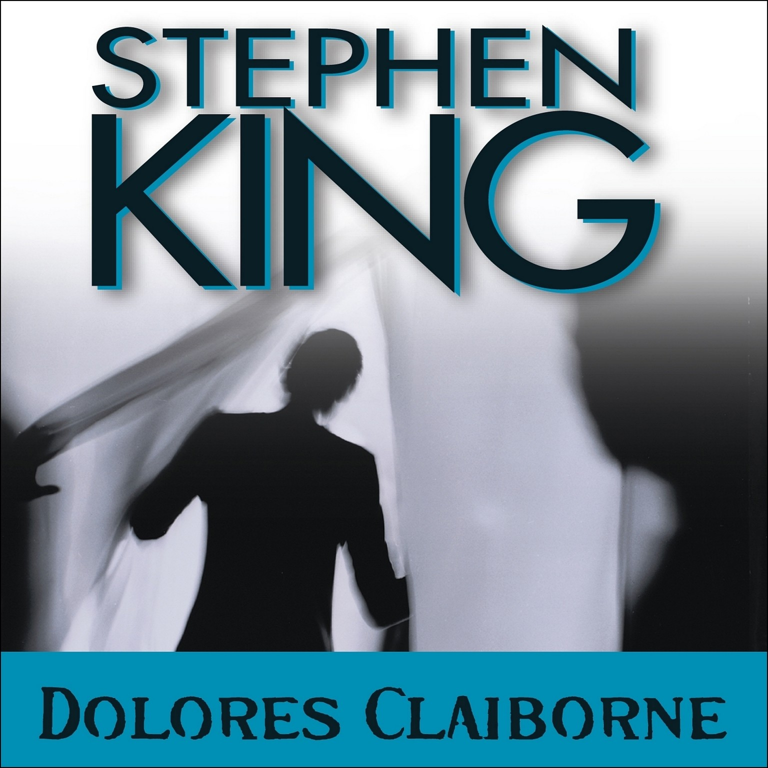 Printable Dolores Claiborne Audiobook Cover Art