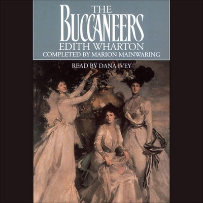 The Buccaneers Audiobook, by Edith Wharton