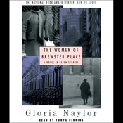 Women of Brewster Place Audiobook, by Gloria Naylor