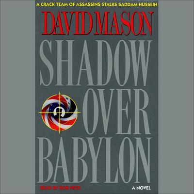 Shadow Over Babylon Audiobook, by David Mason