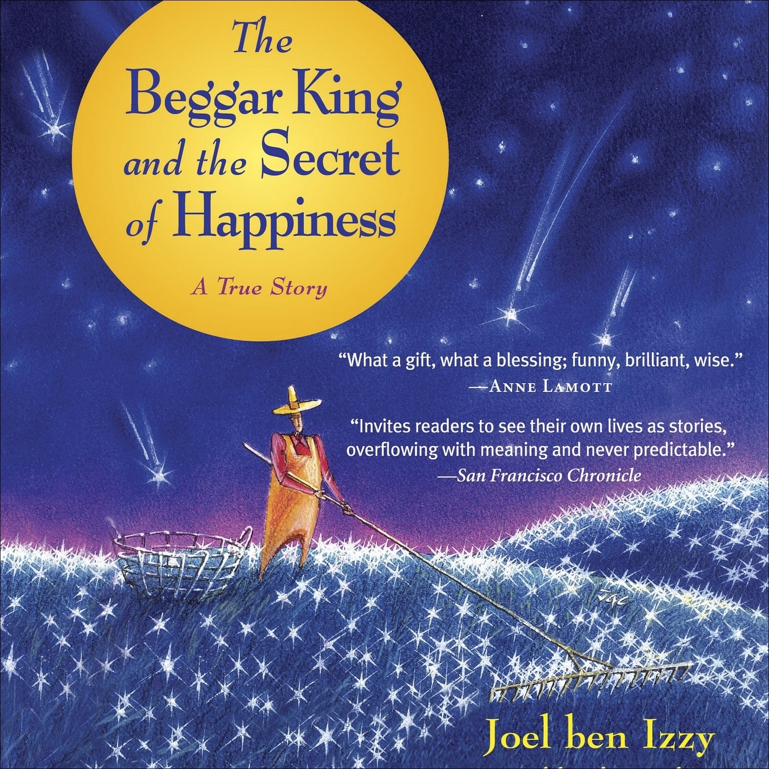 Printable The Beggar King and the Secret of Happiness: A True Story Audiobook Cover Art