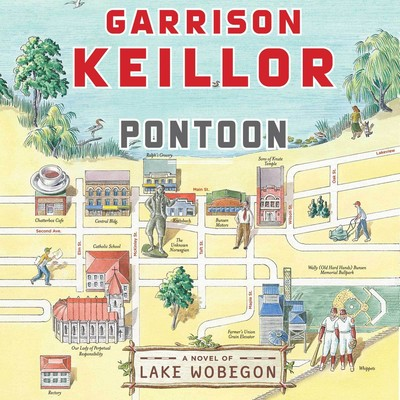 Pontoon Audiobook, by Garrison Keillor