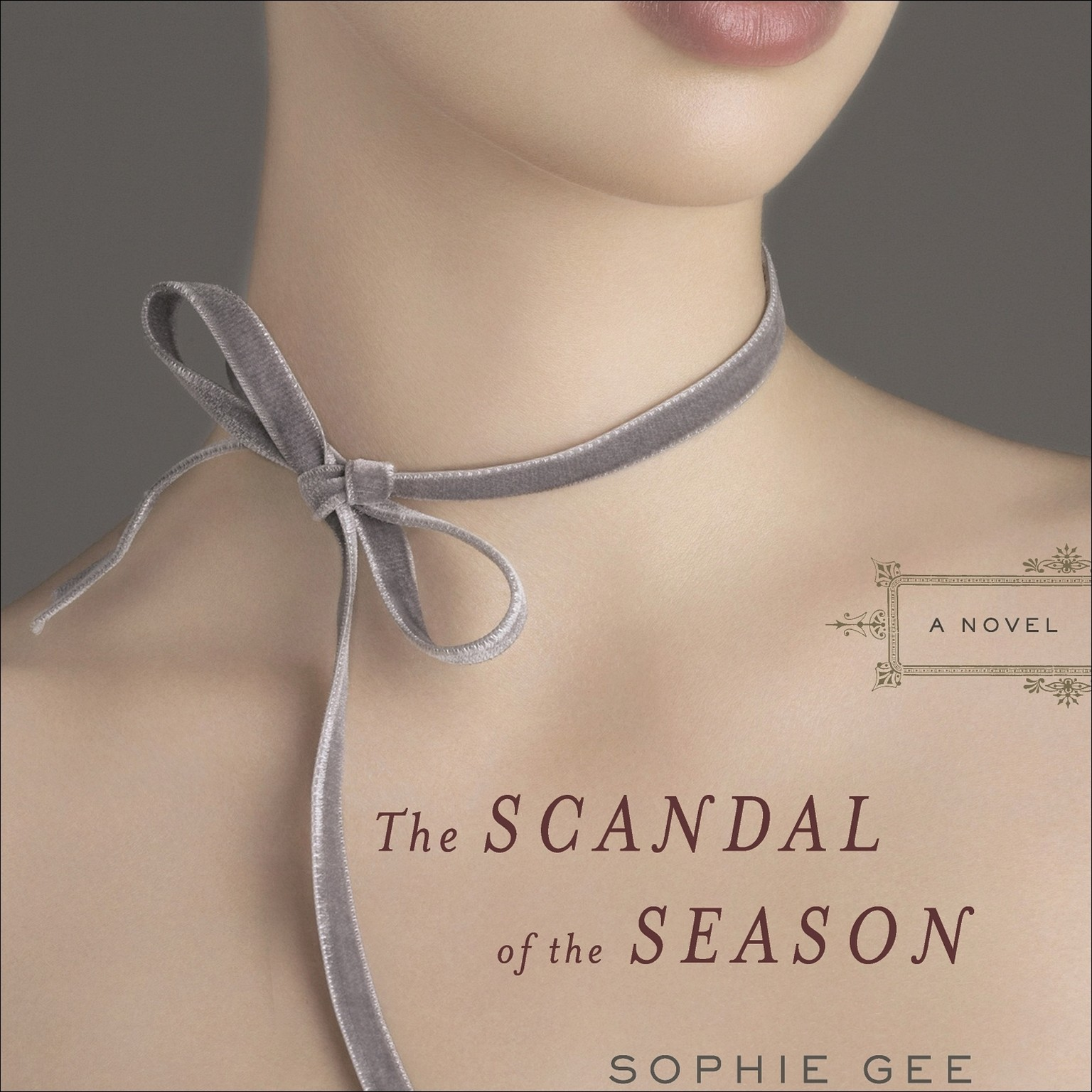 Printable The Scandal of the Season Audiobook Cover Art