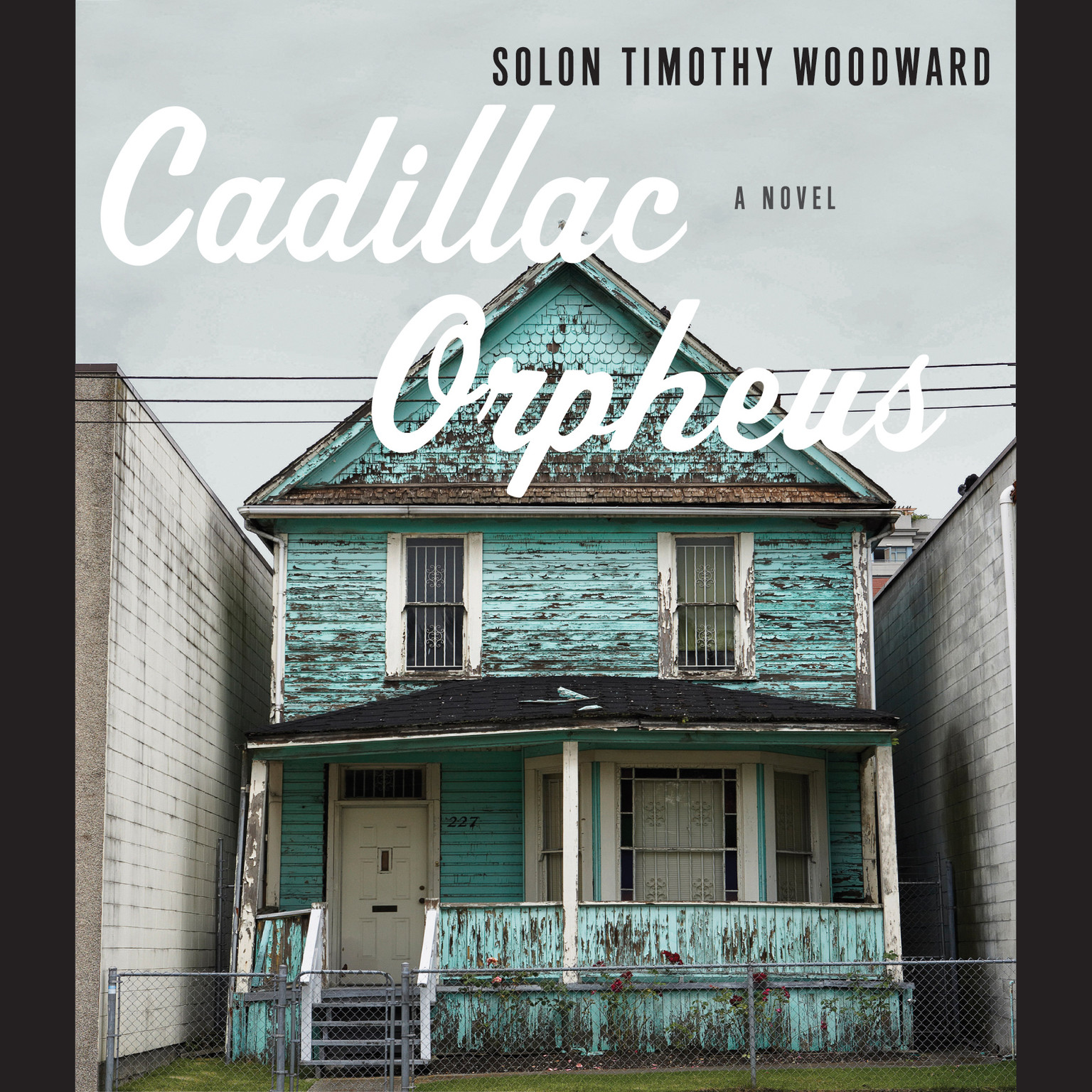Printable Cadillac Orpheus Audiobook Cover Art