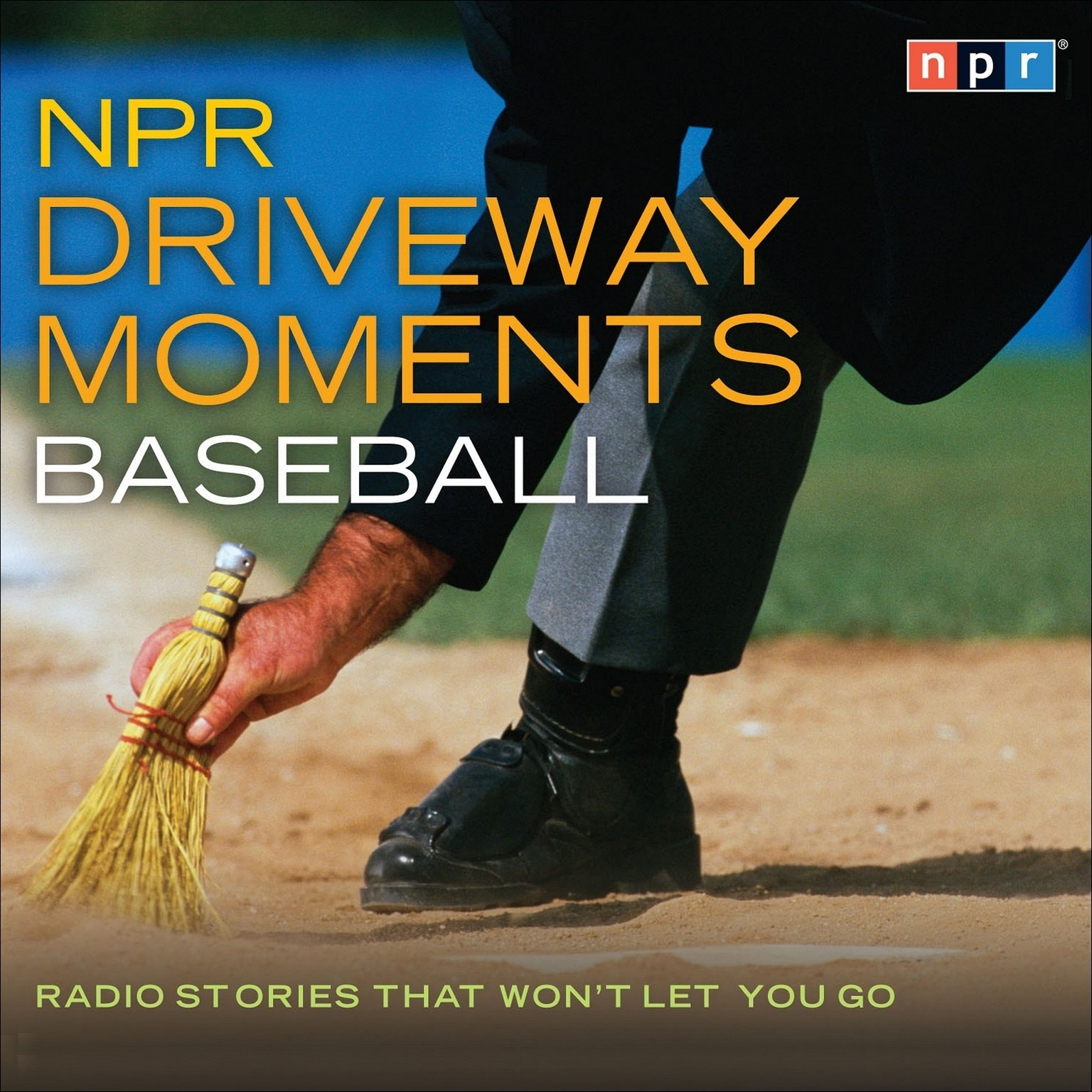 Printable Baseball: Radio Stories That Won't Let You Go Audiobook Cover Art