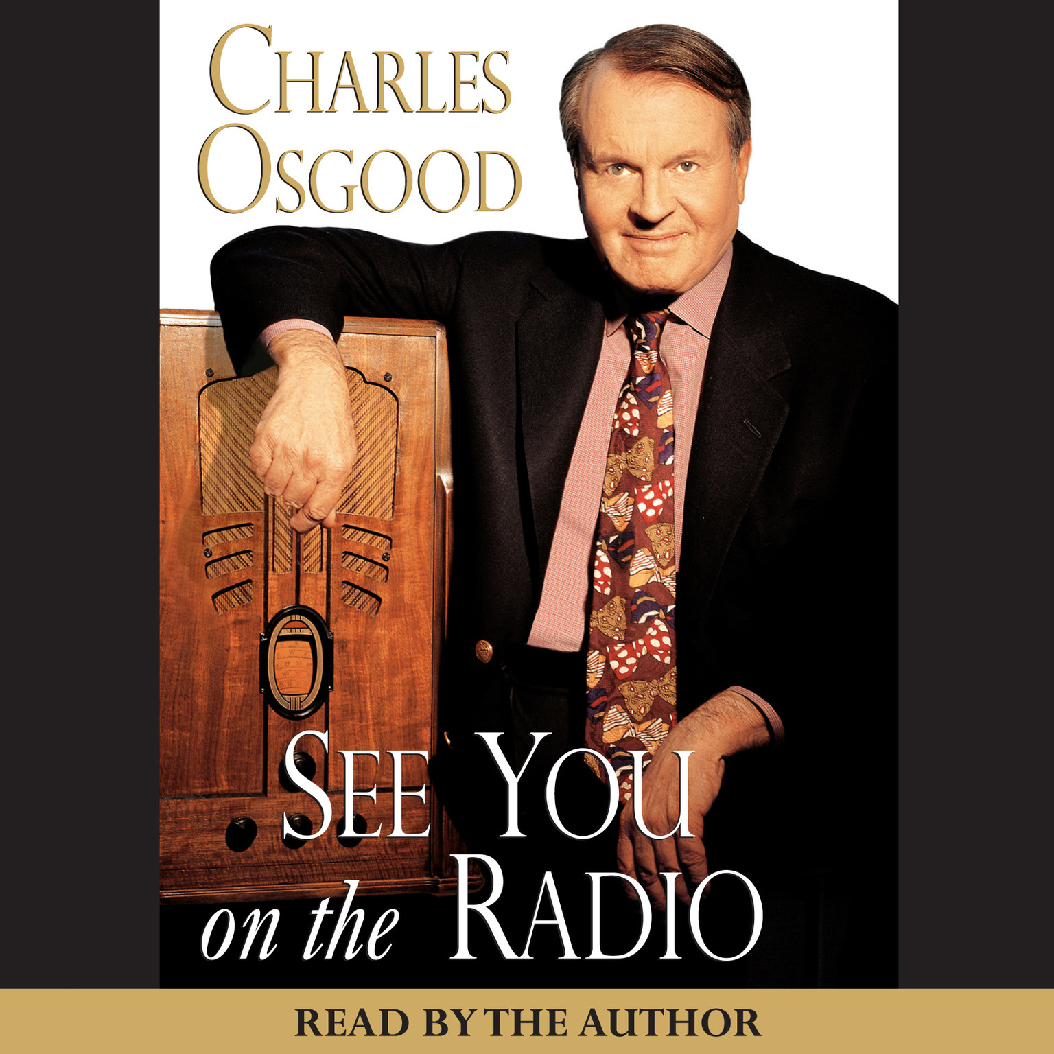 Printable See You on the Radio Audiobook Cover Art