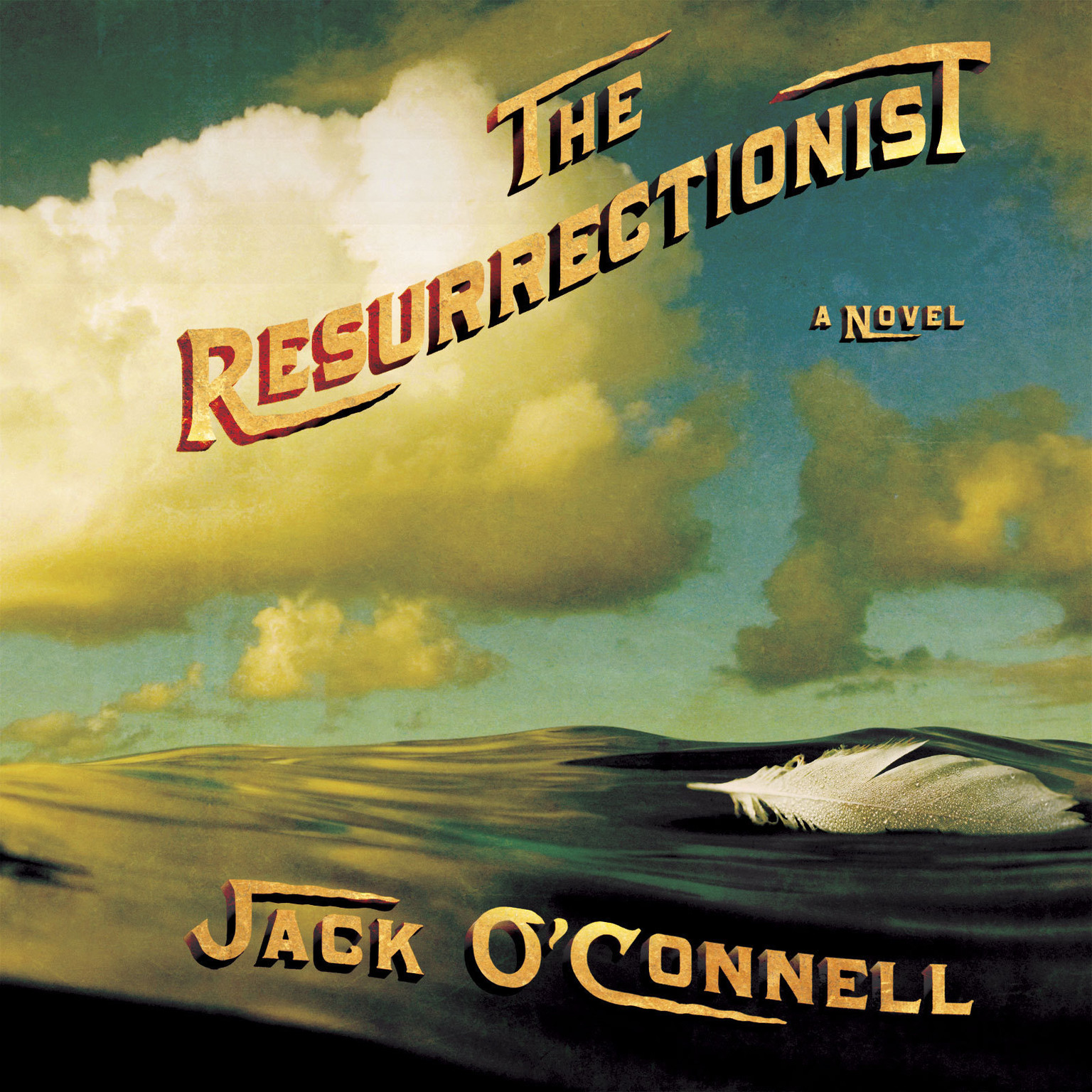 Printable The Resurrectionist Audiobook Cover Art